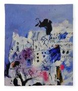 Abstract 8821501 Fleece Blanket