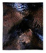 Abstract Photo 100111 Fleece Blanket
