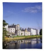 Adare Manor, Co Limerick, Ireland Fleece Blanket