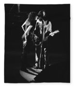 Aerosmith In Spokane 1 Fleece Blanket