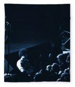 Aerosmith In Spokane 14a Fleece Blanket