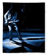 Aerosmith In Spokane 33b Fleece Blanket