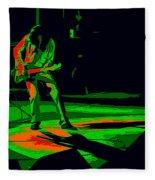 Aerosmith In Spokane 33d Fleece Blanket