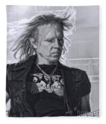 Aerosmith Fleece Blanket