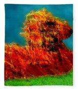 Aerugo Fleece Blanket