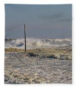 After Storm Sandi Fleece Blanket