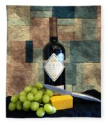 Afternoon Delights Fleece Blanket