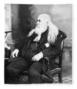 Albert Pike (1809-1891) Fleece Blanket