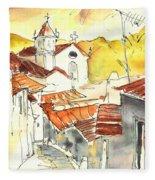 Alcoutim In Portugal 06 Fleece Blanket