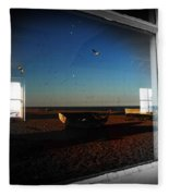 Aldeburgh Fleece Blanket
