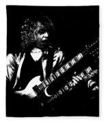 Doubleneck Sketch In Spokane 1978 Fleece Blanket