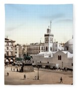 Algeria: Algiers, C1899 Fleece Blanket