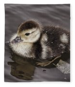 All By Myself Fleece Blanket