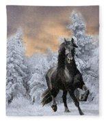 Allegro Coming Home Fleece Blanket