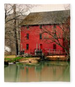 Alley Mill 4 Fleece Blanket