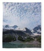 Alluvial Deposits Fleece Blanket