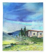 Almeria Region In Spain 02 Fleece Blanket