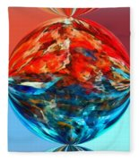 Alternate Realities 2 Fleece Blanket