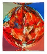 Alternate Realities 3 Fleece Blanket