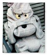 Am I Mad Fleece Blanket