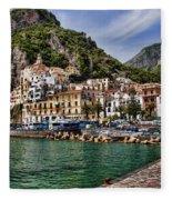 Amalfi Fleece Blanket