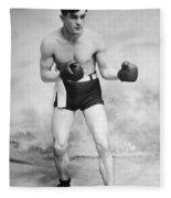American Boxer, C1912 Fleece Blanket