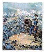 American Civil War, Storming Of Fort Fleece Blanket
