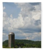 American Country Life Fleece Blanket