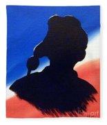 American Flyboy Fleece Blanket