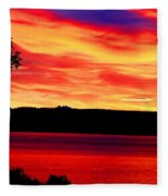 American Glory Fleece Blanket