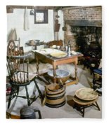 American Kitchen, 1695 Fleece Blanket