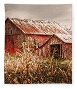 America's Small Farm Fleece Blanket