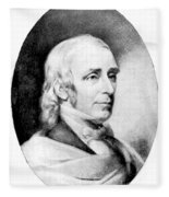 Amos Bronson Alcott, American Educator Fleece Blanket