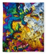 Ampicillin Lm Fleece Blanket