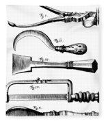 Amputation Instruments, 1772 Fleece Blanket