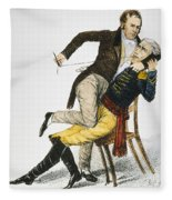 Andrew Jackson: U.s. Bank Fleece Blanket