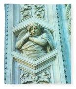 Angel Of Florence Fleece Blanket