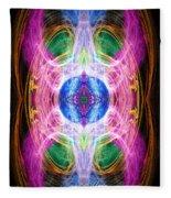 Angel Of Unity Fleece Blanket