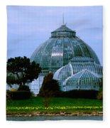 Anna Scripps Whitcomb Conservatory Fleece Blanket