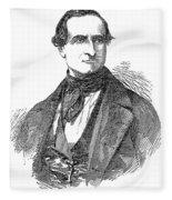 Antoine Jerome Balard Fleece Blanket
