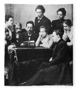 Anton Chekhov (1860-1904) Fleece Blanket
