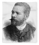 Antonio Maceo (1848-1896) Fleece Blanket