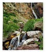 Apikuni Falls Fleece Blanket