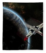 10117 Arc-170 Starfighter Fleece Blanket