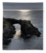 Arch Rock Fleece Blanket