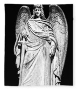 Archangel By Night Fleece Blanket