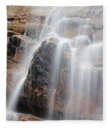 Arethusa Falls - Crawford Notch State Park New Hampshire Usa Fleece Blanket