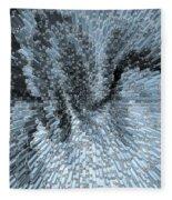 Art Abstract 3d Fleece Blanket