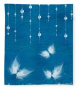 Art En Blanc - S11dt01 Fleece Blanket