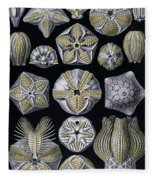 Artforms Of Nature Fleece Blanket
